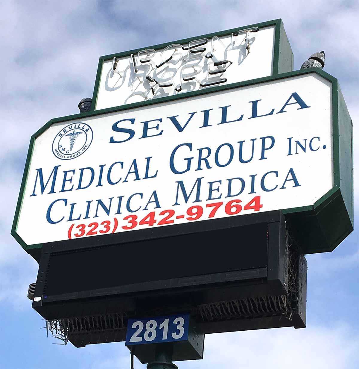 Sevilla Medical Group – Internal Medicine, Family Practice, and